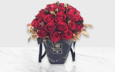 خرید جعبه گل