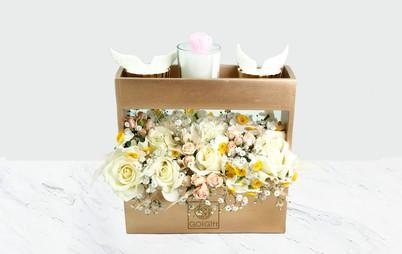باکس گل ویژه روز مادر