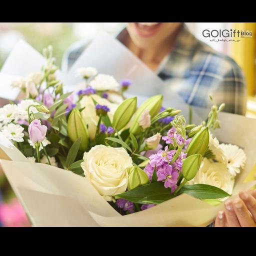 ارسال گل با تیپاکس شهرستان