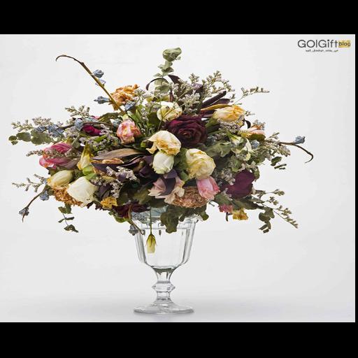 انواع روش خشک کردن دسته گل طبیعی