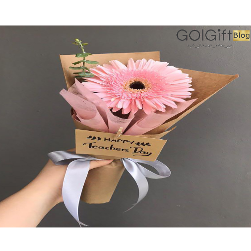 دسته گل روز معلم