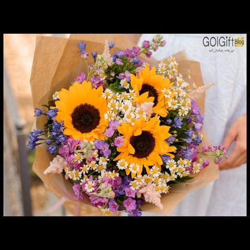 گل های نشاط بخش