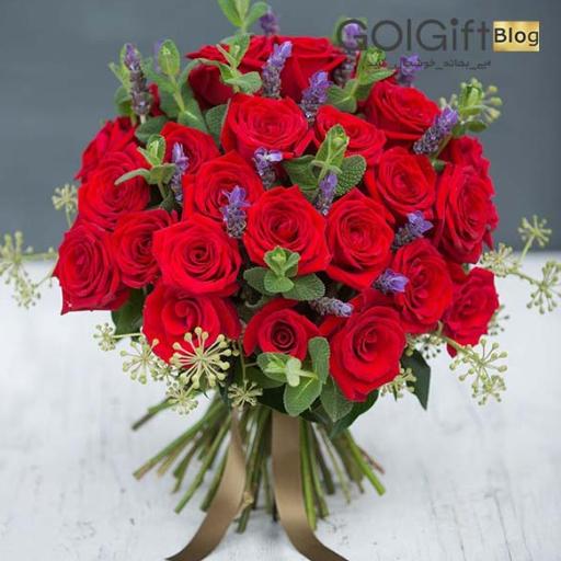 خرید آنلاین گل رز