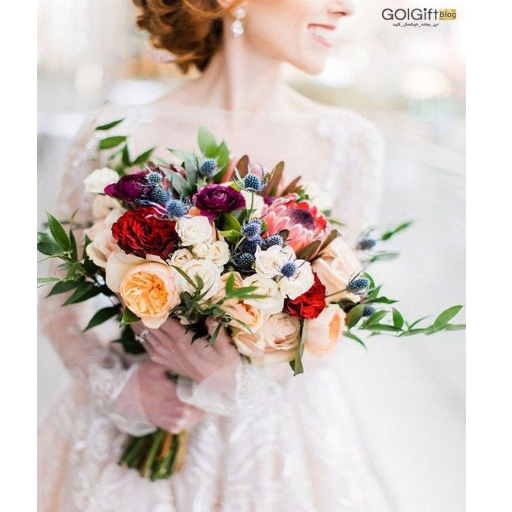 خرید دسته گل عروس 2021