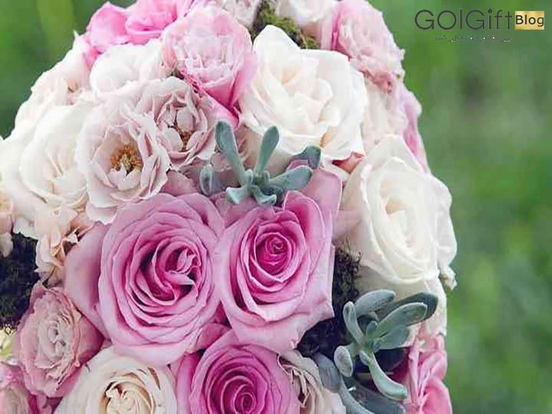گل گیفت | قیمت دسته گل خواستگاری ارزان