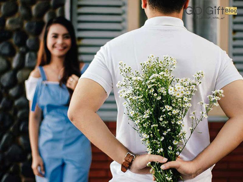 گل گیفت | بهترین گل برای هدیه به خانم ها