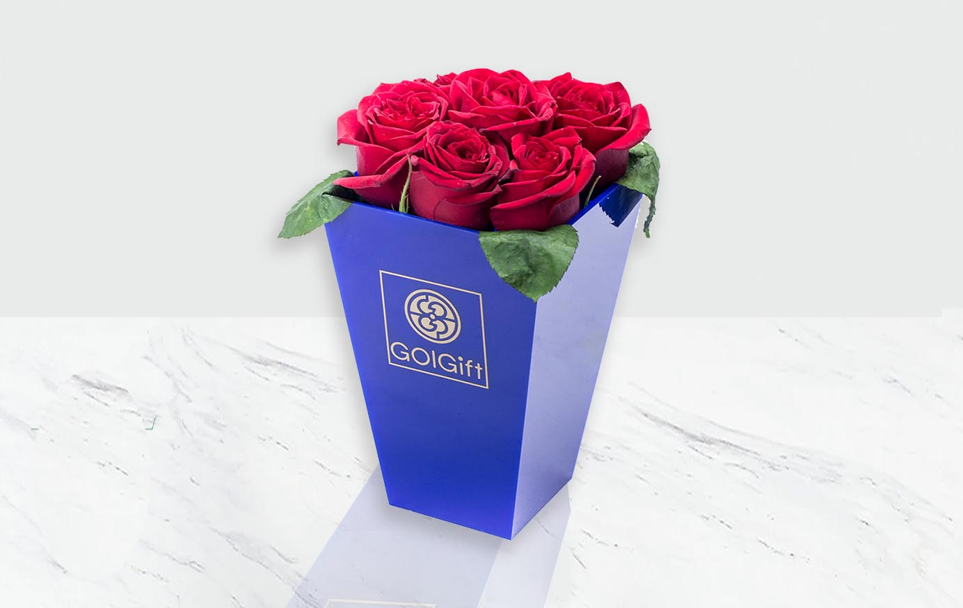 باکس  گل رز هوپد