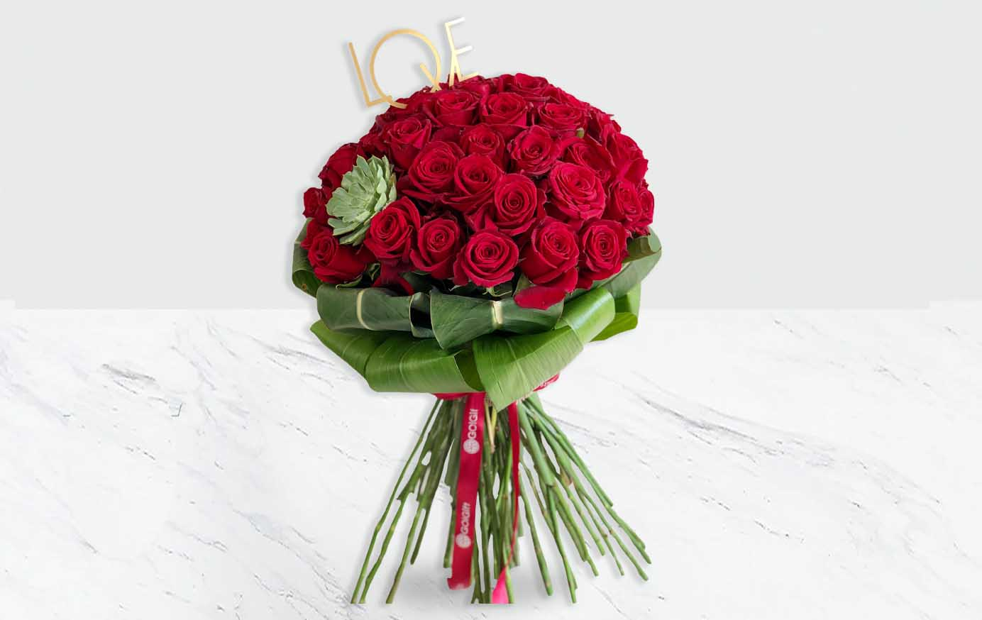 دسته گل عشق