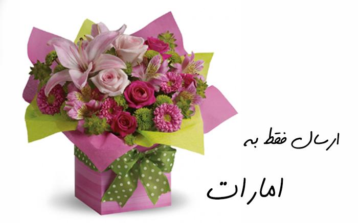 ارسال هدیه به دبی