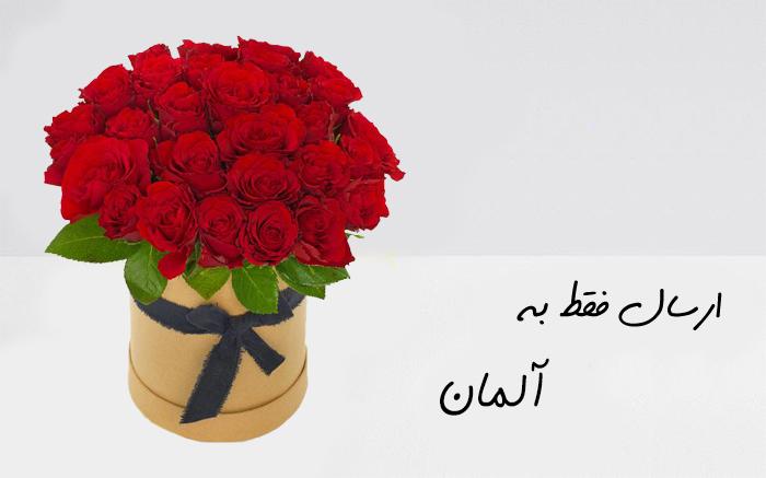 ارسال گل به هانوفر