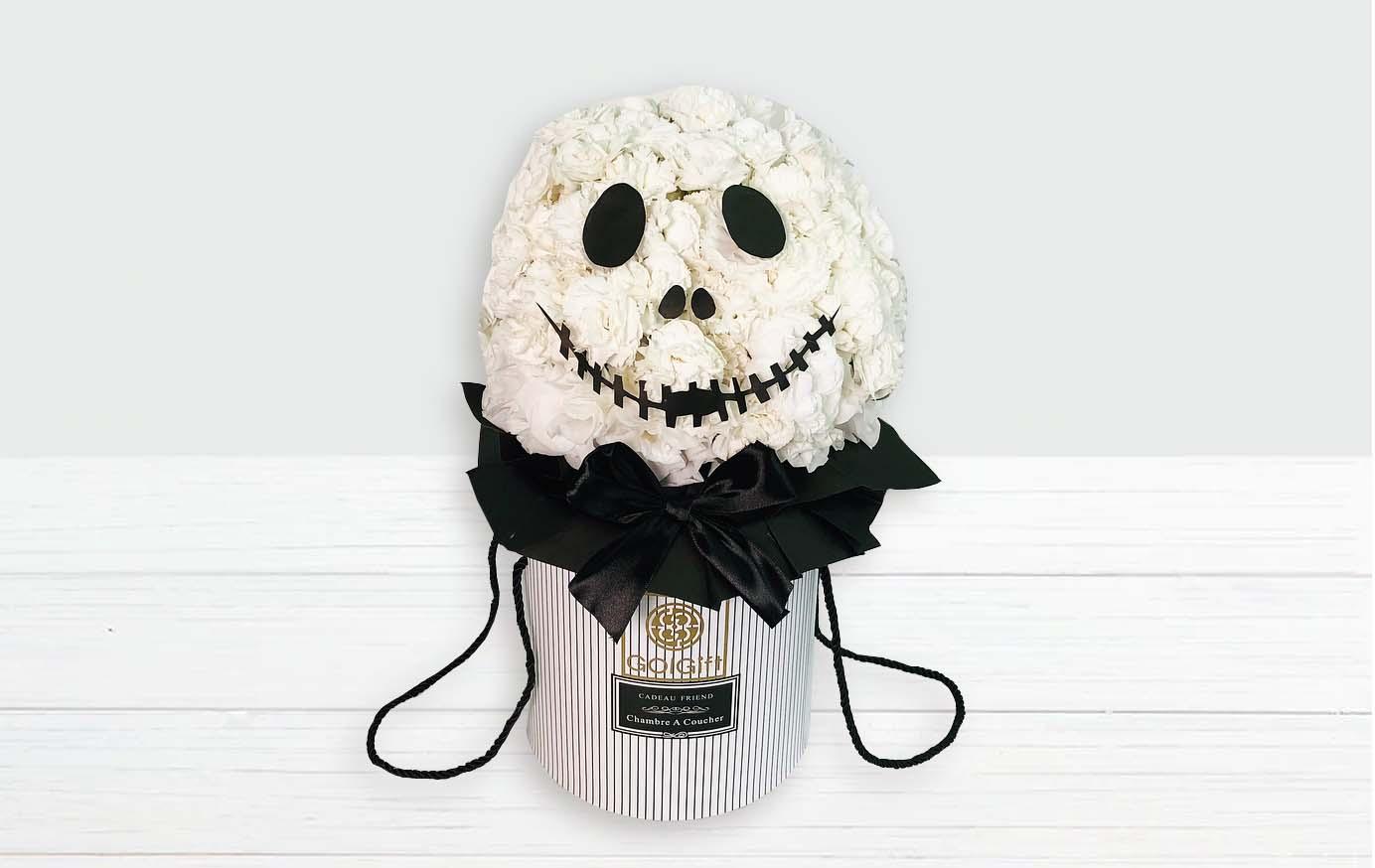 هالووین باکس گل
