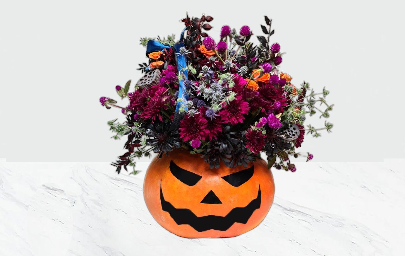 گل هالووین