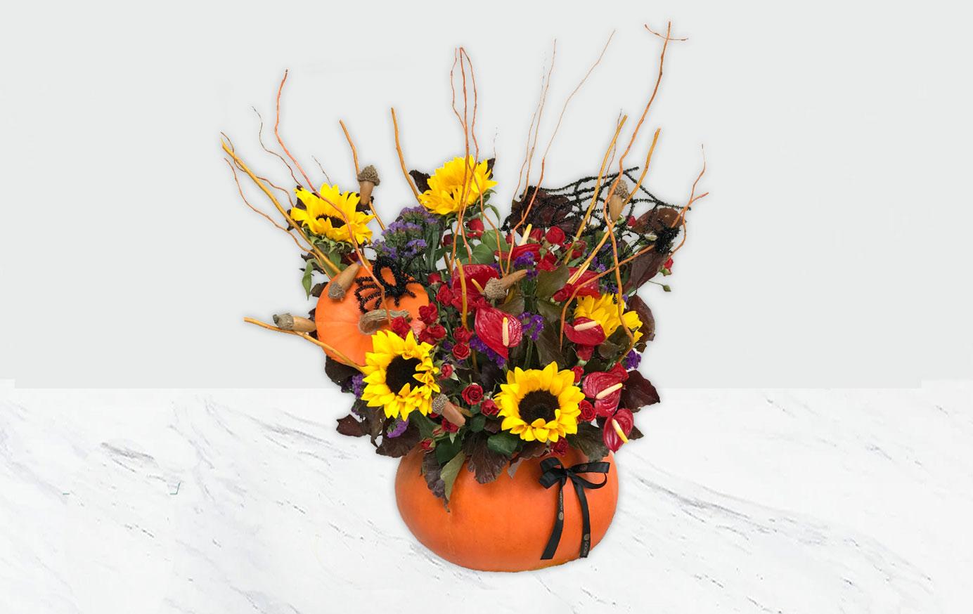 گل خاص هالووین