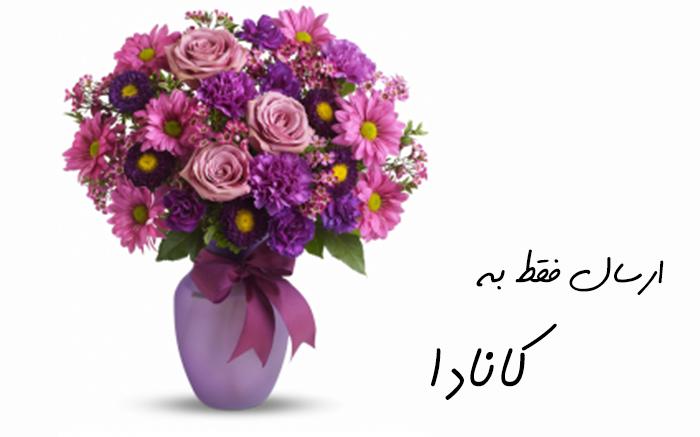 ارسال گل به تورنتو