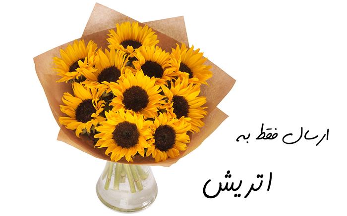 ارسال گل به اتریش