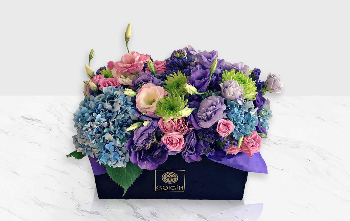 باکس گل تابستون