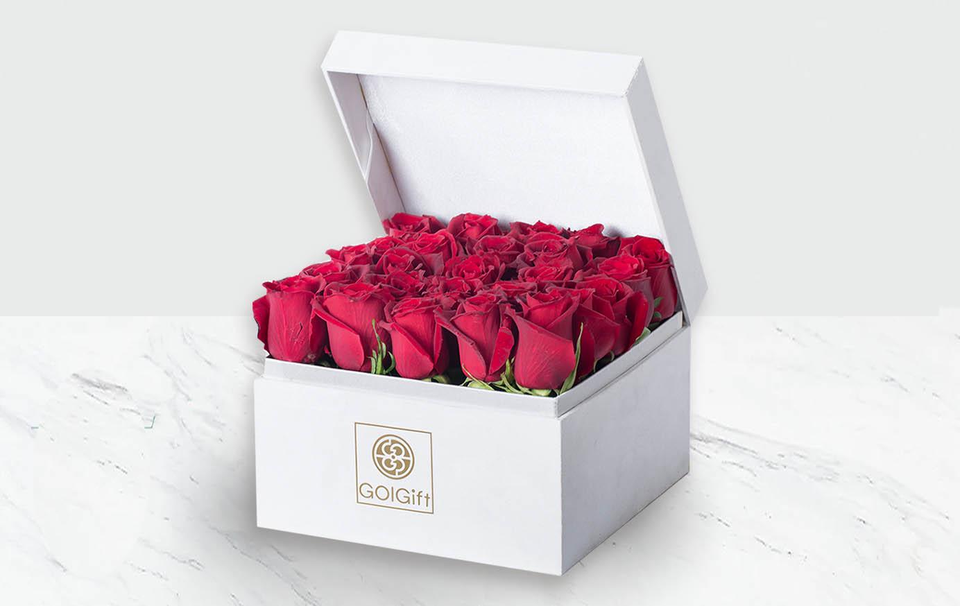 قیمت گل رز طبیعی