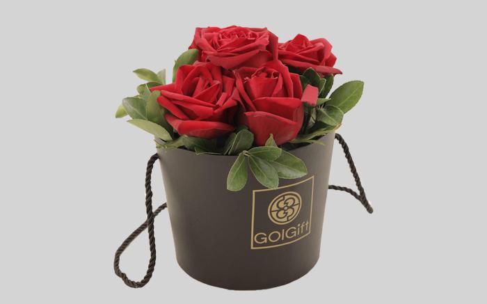 گلهای جعبه ای