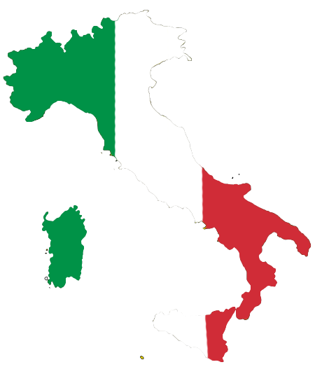ارسال به ایتالیا